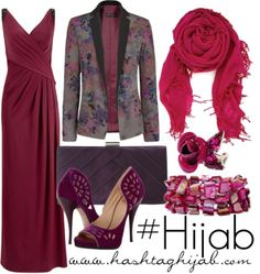 Hashtag Hijab Outfit #129