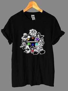 undertale+shirt+undertale+game+shirt+undertale+t+shirt+undertale+tshirt+(black)