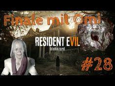 RESIDENT EVIL 7 BIOHAZARD - Let's play #28 - Finale Bosskampf - Omi liebt uns   Gameplay Deutsch - YouTube