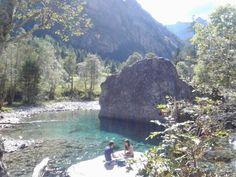 Riserva Naturale Val di Mello - Val Masino