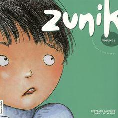 Livres Ouverts : Zunik, 1. Je suis Zunik. Le championnat