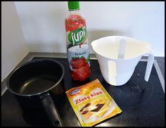 Úžasná domáca želatína (fotorecept) - obrázok 1 Czech Recipes, Ale, Food And Drink, Homemade, Drinks, Water, Drinking, Beverages, Home Made