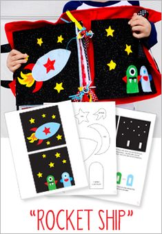 For the sewing parents - patterns for making your own soft book. Looks absolutely amazing #DIY #preschool #fun