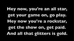 All Star - Smash Mouth [Lyrics] - YouTube