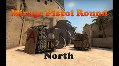 How North won the pistol round against Cloud9 (PGL Krakow 2017)