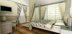 Villa a Taglio di Po (Rovigo) 3 - Rendering -