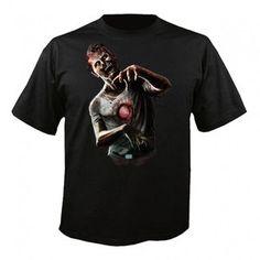 T-shirt Digital Dudz Beating Heart -De Kaborij € 26.99