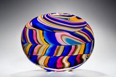 London Glassblowing Shop - Peter Layton - COLLECT 2015 Artist Profile