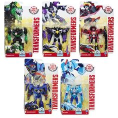 Robots In Disguise Combiner Force Warrior Class Wave 2 Case Assortment Revealed