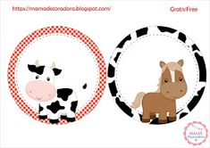 Farm Animal Birthday, Farm Birthday, Birthday Party Themes, Barnyard Party, Farm Party, Hillbilly Party, Monster Inc Party, Free Banner, Western Parties