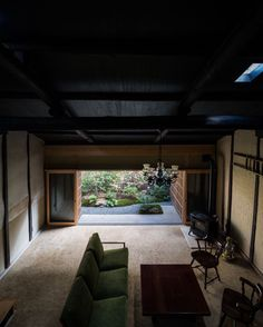 """Machiya house in Gosho-nishi"" by Kazuya Morita Architecture Studio Japanese Style House, Traditional Japanese House, Japanese Modern, Modern Japanese Architecture, Japanese Interior, Space Architecture, My Dream Home, Ideal Home, Building A House"