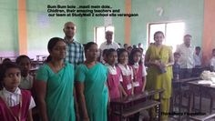 Support rural education cause by donation at https://www.bitgiving.com/project/index/id/BIT155