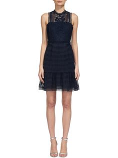 Buy your Whistles Flo Embroidered Dress online now at House of Fraser. Why not Buy and Collect in-store?