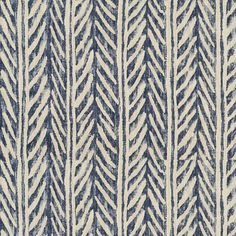 pemba in lapis from ralph lauren home #fabric #linen #blue
