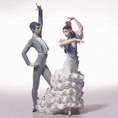 Lladro - A Passionate Dance