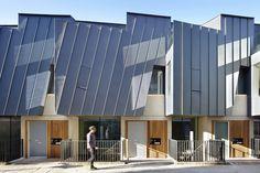 Godson Street by Edgley Architects Photo © jack Hobhouse