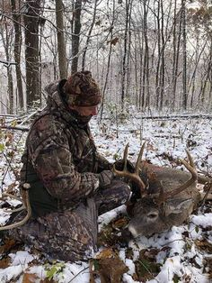 Dressing for Warmth to Stay Outside Longer While Hunting – Foundry Outdoors