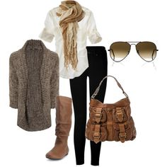 easy neutrals clothes-outfits