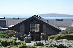 Duck Club - Bodega Bay.  Firepits & views