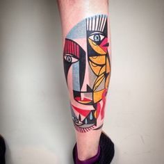 The amazing tattoo work of Peter Aurisch https://instagram.com/peteraurisch/