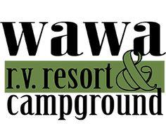 Wawa R.V. Resort & Campground #algomacountry
