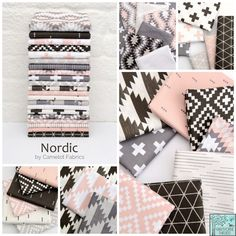 Camelot Cottons - Nordic