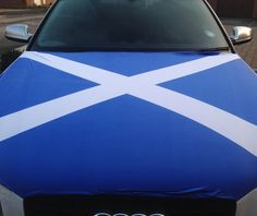 Our Scotland Car Bonnet Flag is the perfect addition to your car so that you can fly your colours! So if your feeling patriotic, buy your flag and hold it high!