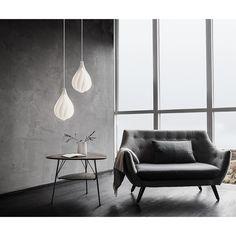 Alva lampskärm från Vita, formgiven av Lorenzo Radaelli. Alva är en lampskärm med twist. Den mindre ...