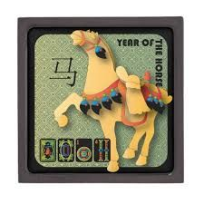 its the year of the horse
