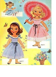 Merrill Umbrella Girls