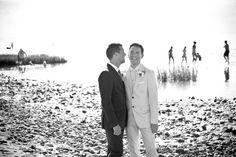 Corey & Brian | Corinna Raznikov Photography  Bay Pines Beach, Ocean Edge Resort & Golf Club