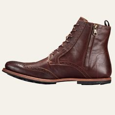 Men's Timberland Boot Company® Wodehouse Wing Boots
