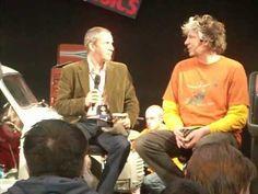 Chris Barrie Interview @ Classic Car Show 2012 (part 1) (2:52)
