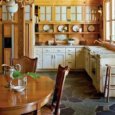 A New Take on the Classic Farmhouse: Unique Kitchen Surfaces