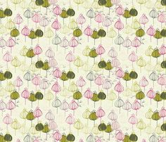 Tres Amigas fabric – blimblimb – Spoonflower