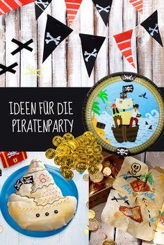 Willkommen zum Piratengeburtstag | Tambini