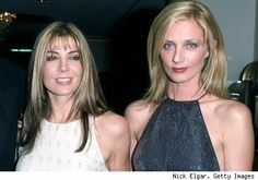Natasha and Joely Richardson, daughters of Vanessa Redgrave Natasha Richardson, Joely Richardson, Celebrity Siblings, Celebrity Couples, Celebrity Children, Vanessa Redgrave, Liam Neeson, All In The Family, Actresses