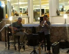Garrison Fewell - Diego Ruvidotti Concert