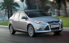 carro novo: Ford Focus 2014