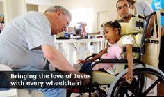 Joni and Friends International Disability Center  http://www.joniandfriends.org
