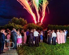 Montage is one of the few, if only, venues in #Indianapolis, where you can light off fireworks to end your event! What a stunning display!