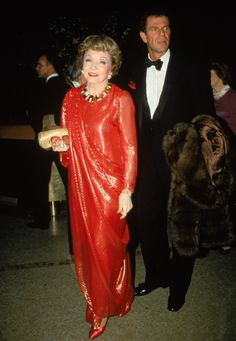 Met Costume Institute Gala: A Look Back At The Most Memorable Outfits (PHOTOS) Claudette Colbert, 1981