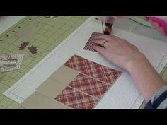 ▶ Making a Pop Up Box Card - YouTube