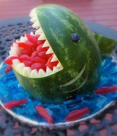 this is the perfect idea for fruit salad bowl