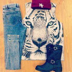 Thursday's outfit!
