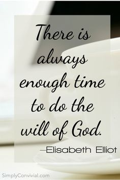 When we find ourselves frantic and frustrated, we need these good and strong words from Elisabeth Elliot on priorities and discipline and time. Bible Verses Quotes, Faith Quotes, Me Quotes, Scriptures, Jesus Quotes, Crush Quotes, Encouragement Quotes, Attitude Quotes, Strong Words