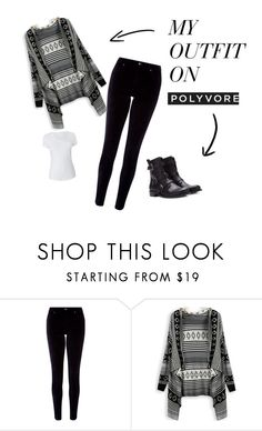 """Sin título #646"" by brenda-199 ❤ liked on Polyvore featuring Monsoon and Forever 21"