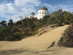 Hike from Ferndell to Griffith Observatory