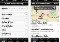 Yelp Better: Local Search App To Find Retail #SocEnt @RolfeLarson via @GOOD #appforthat #sustyd2d