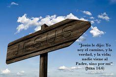 Muchos preguntan cuál de todas las religiones conduce realmente a Dios. La respuesta es que sólo Jesús es el camino verdadero al Padre.